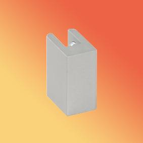 Plattenabschluss-Verbinder