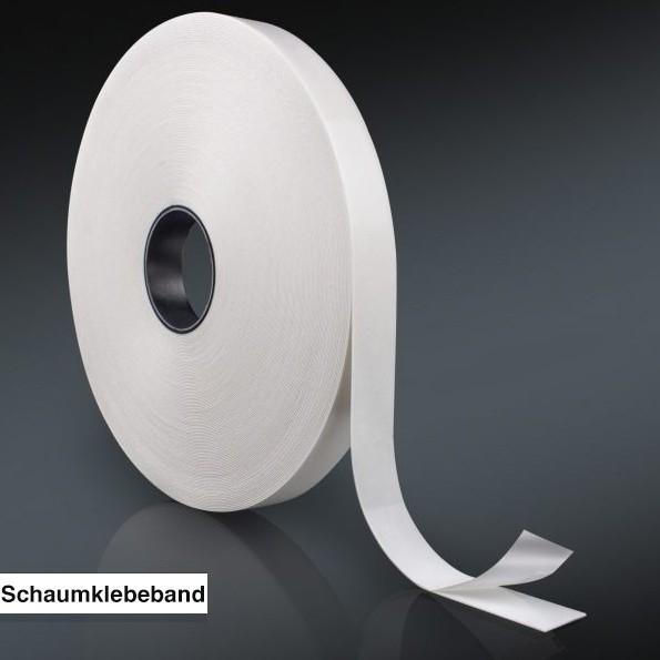 Doppelseitiges Schaumklebeband für die Montage von Rückwänden