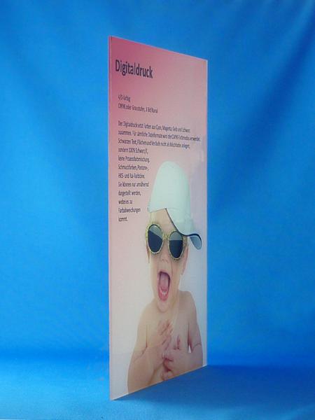 Acrylschild 420x297x8mm