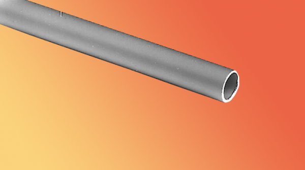 Schließprofil Aluminium