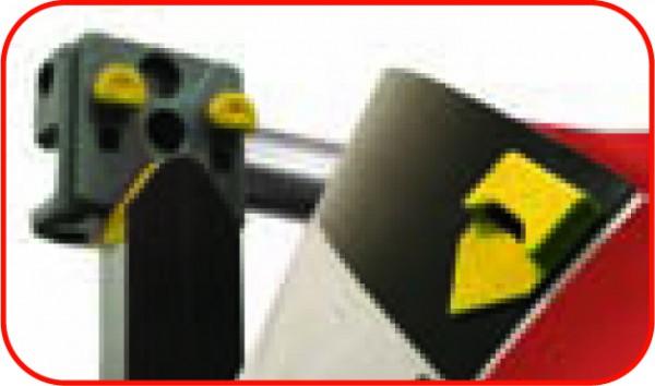 Noris Impact Hänger 3x4 + Magnet und Montage und Tube