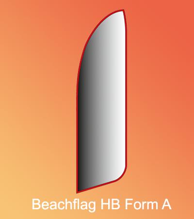 Beachflag Uni